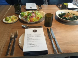 jw marriott filling station menu and salads