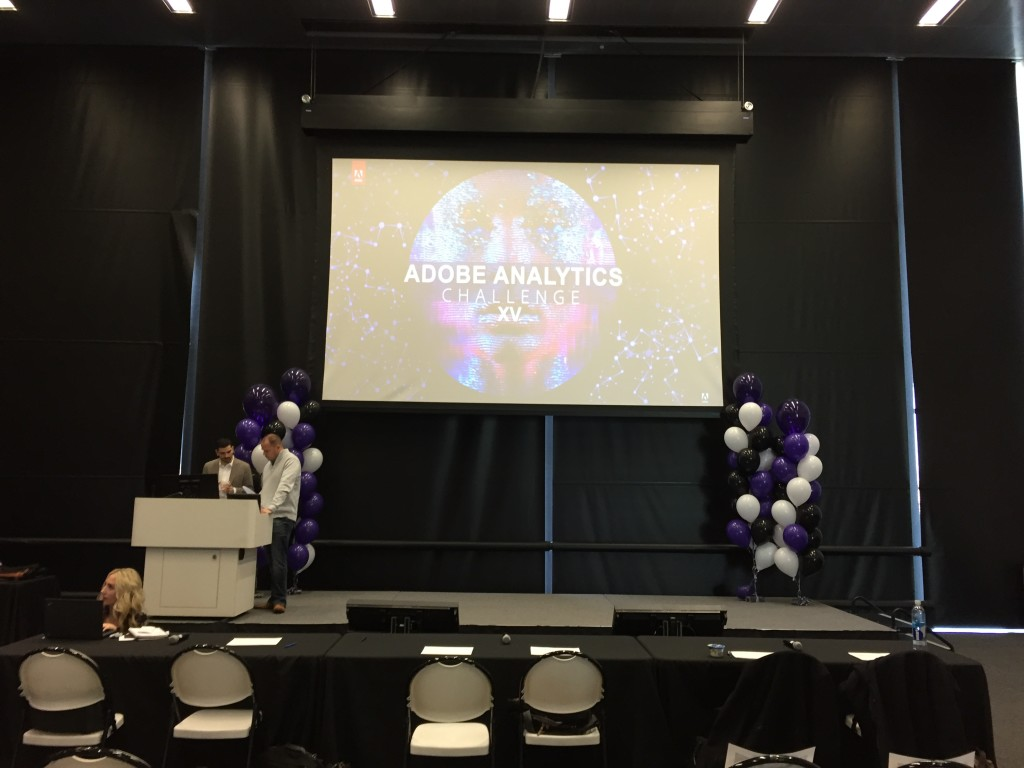 adobe analytics challenge setting up