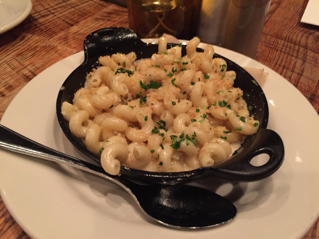 mac and cheese appetizer at foundry grill sundance