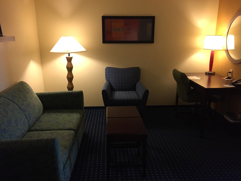 springhill suites lehi living room area